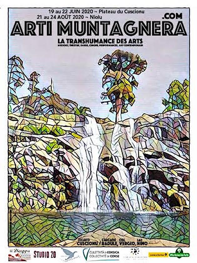 5è édition du le festival Arti Muntagnera entre le plateau du Cuscionu et Vizzavona
