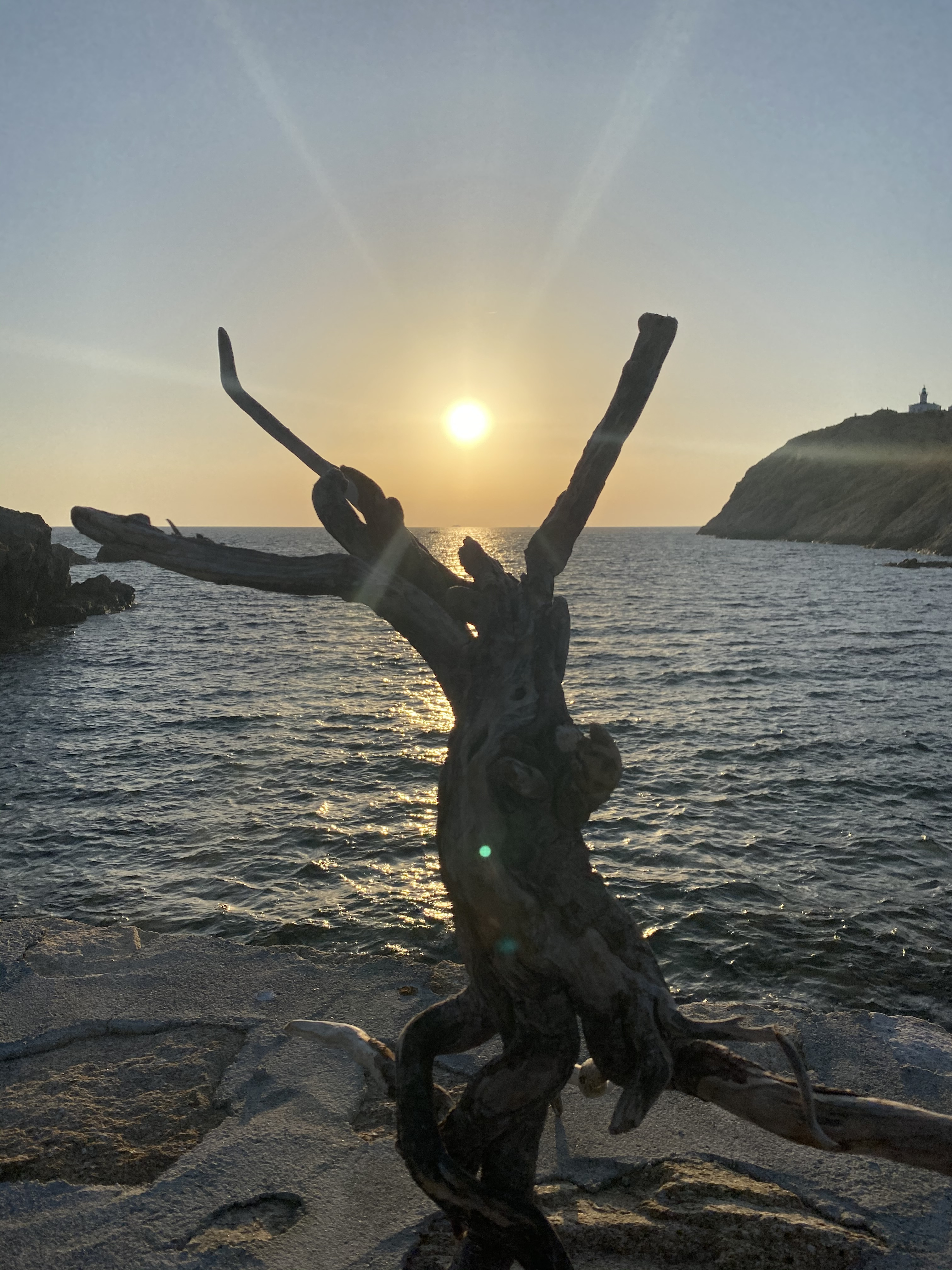 La météo du samedi 22 août 2020 en Corse