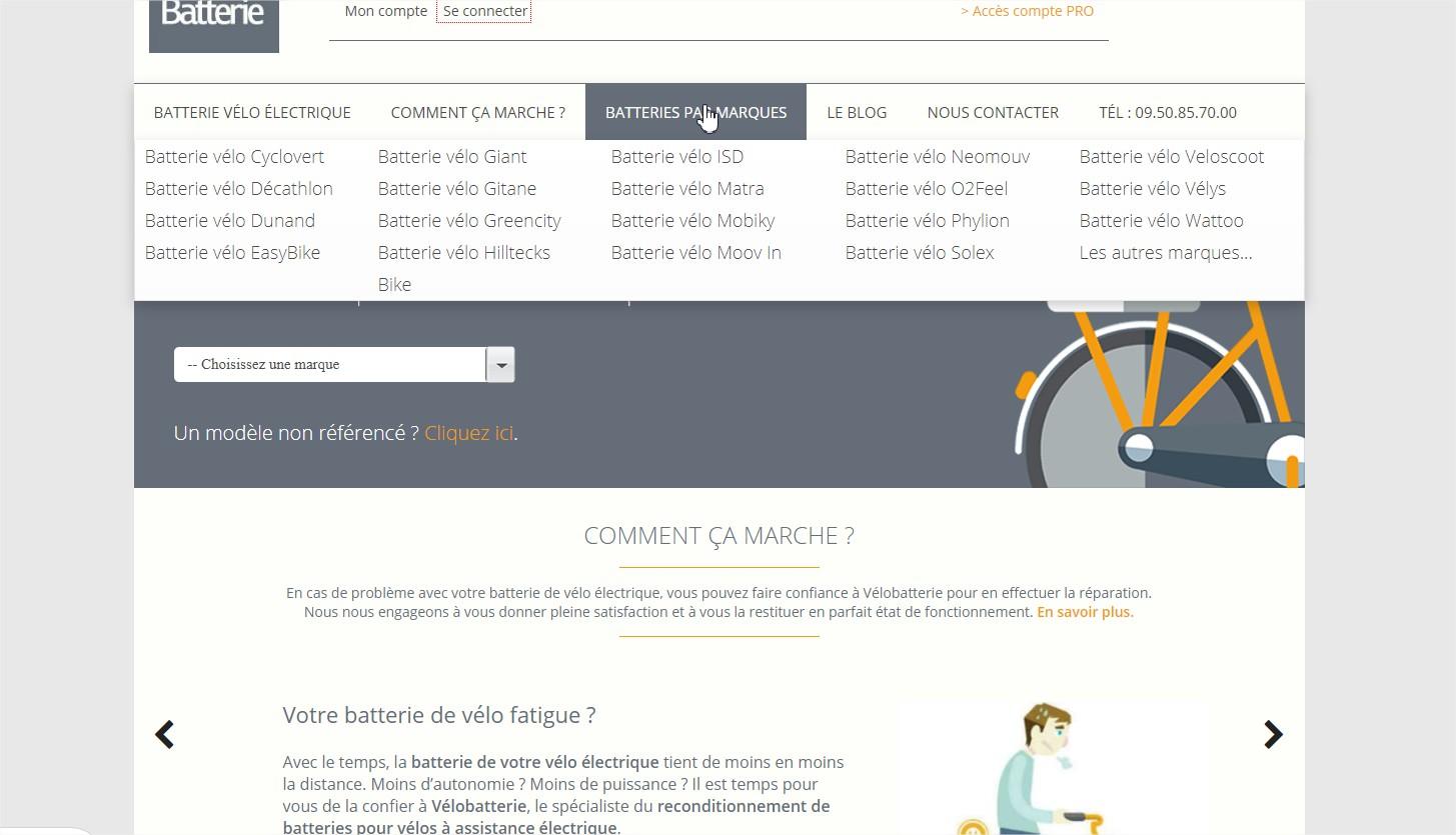 Vélobatterie, la start-up qui répare vos batteries de vélo !