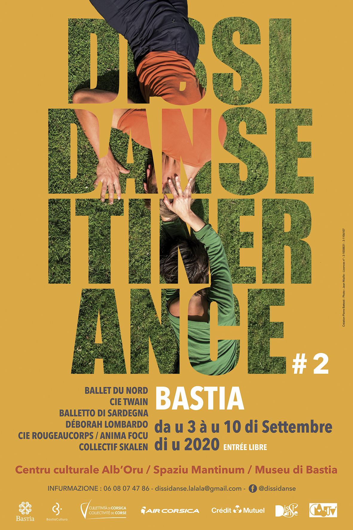 Ouverture ce mercredi à Bastia du Festival «Dissidanse Itinérance #2 »