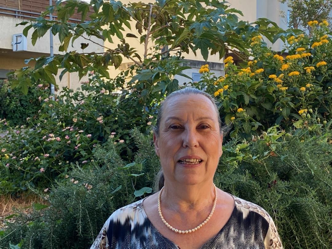 Monique Petrignani Emanuelli, conseillère municipale (LR) de Castellare di Casinca.