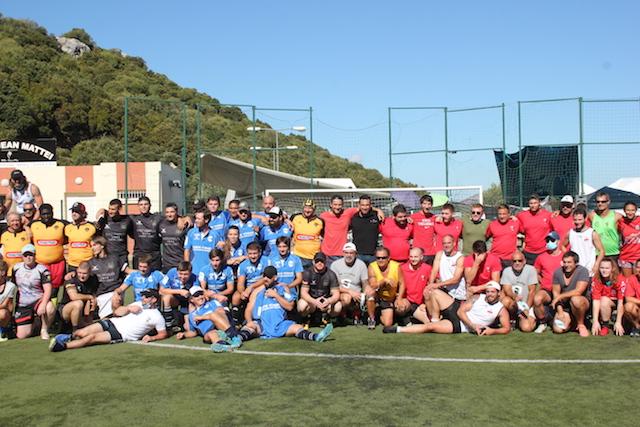 Le 3e tournoi de Touch Rugby pour Lucciana