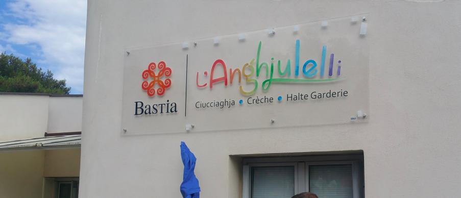 Bastia. Fermeture de la crèche et halte-garderie l'Anghjulelli après un cas de Covid-19