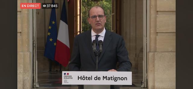 """Covid-19 - Jean Castex : """"La durée d'isolement sera ramenée à 7 jours"""""""