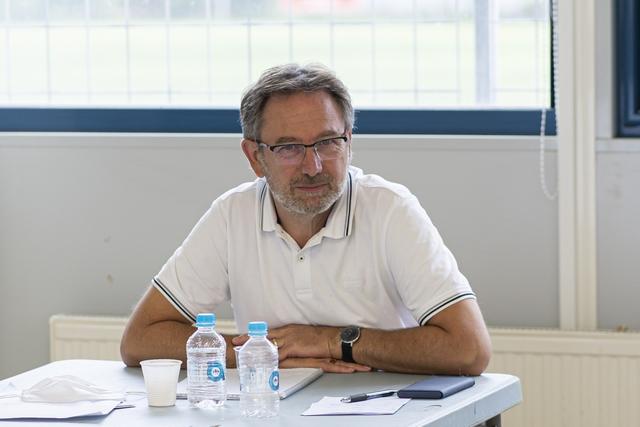Alain Maïssa Président Union Regionale SCOP -SCIC PACA - CORSE Photos Eyefinity Prod / Kevin Guizol