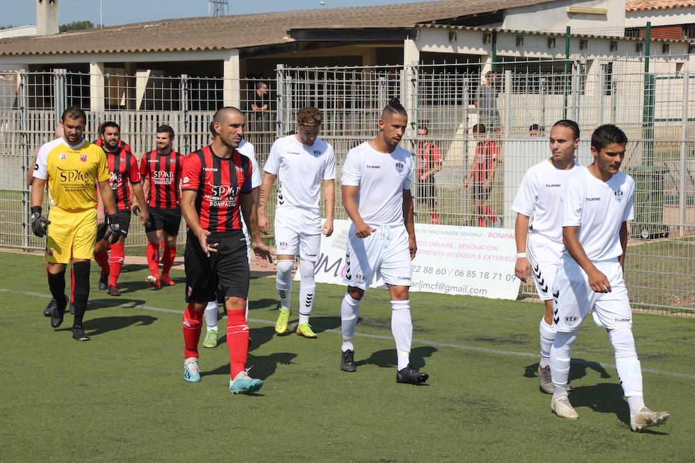 Football Grand Sud - Seul le CA Propriano s'est imposé