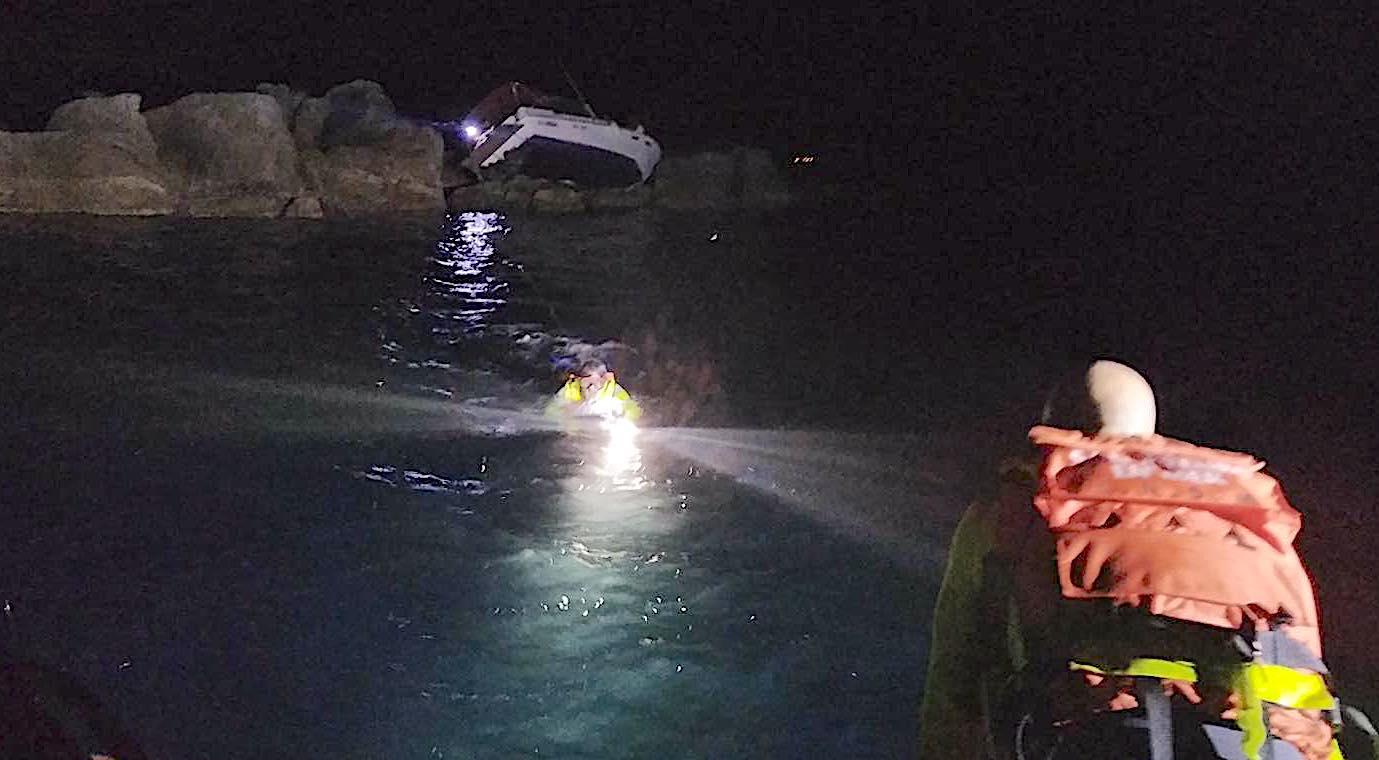 Les Sauveteurs en Mer - SNSM Propriano