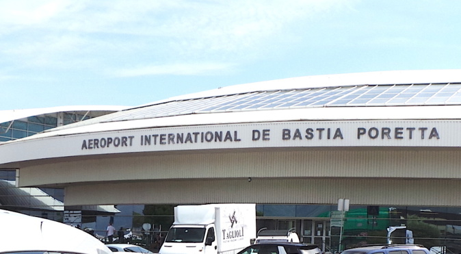 Corse : baisse de 31,2% du trafic voyageurs en juillet