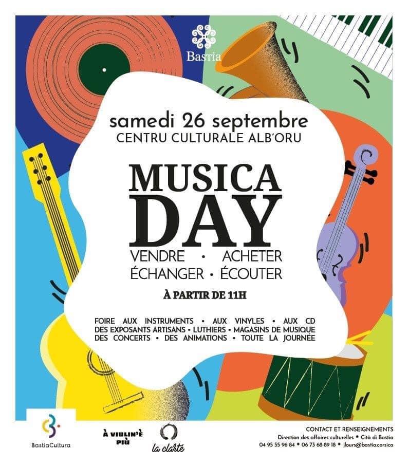La 2e édition de Musica Day annulée