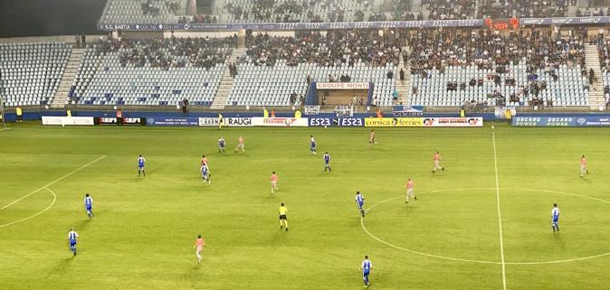 Le Sporting sur sa lancée à Villefranche