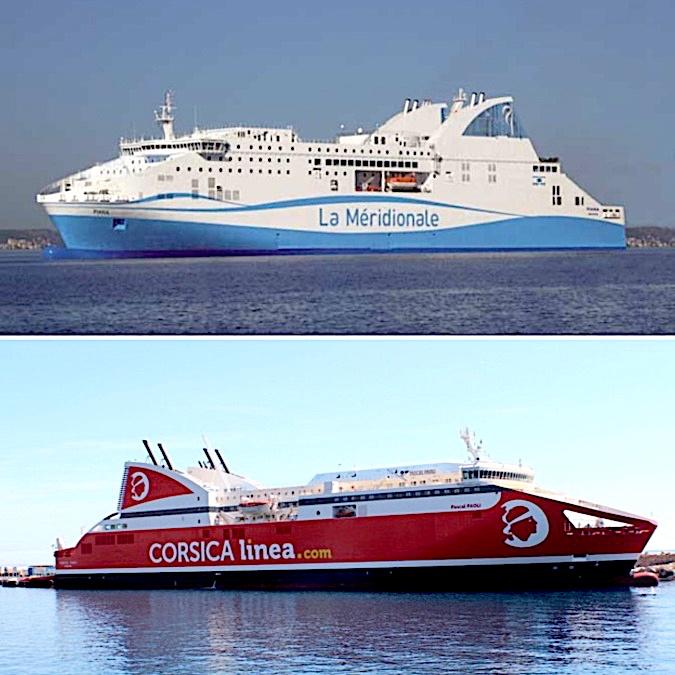 Transports: La CGT dénonce l'infructuosité du groupement Corsica Linea/Méridionale par la CdC!