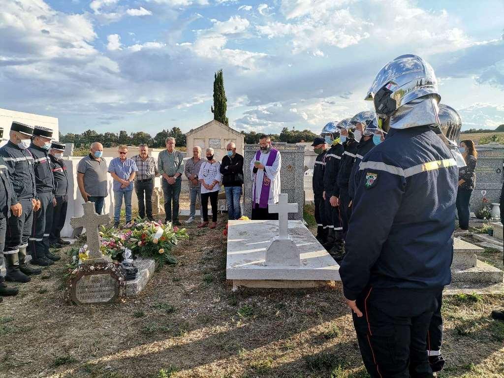 Le souvenir du Sapeur François-Marie Ercole ravivé à Aléria