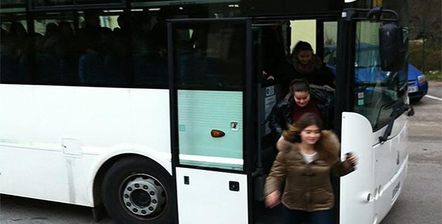 Haute -Corse : les transports scolaires de ce jour sont tous avancés à partir de 15h00