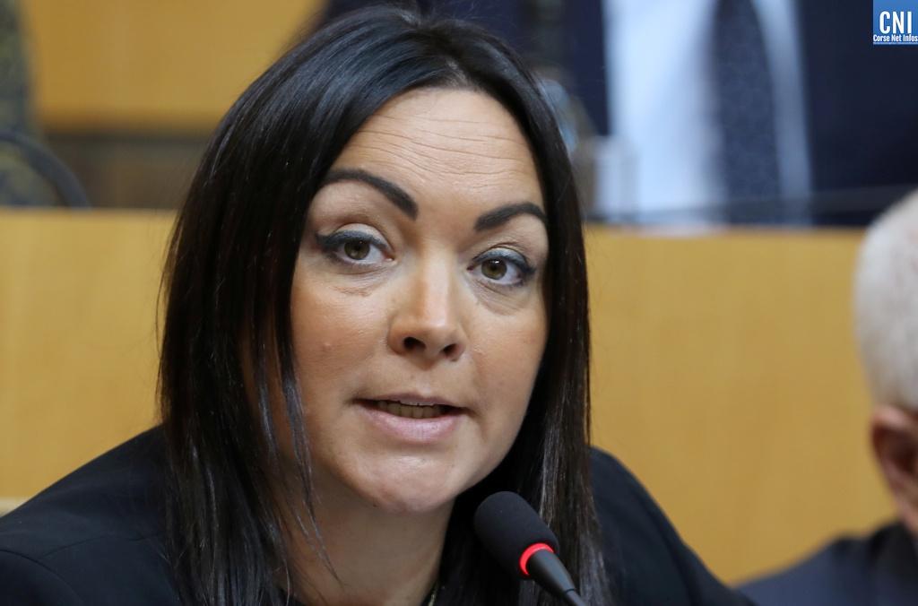 Vannina Borromei. Photo Michel Luccioni.