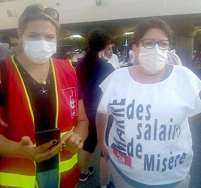 ADMRde Corse : une prime  COVID de 1 500 euros aux salariés