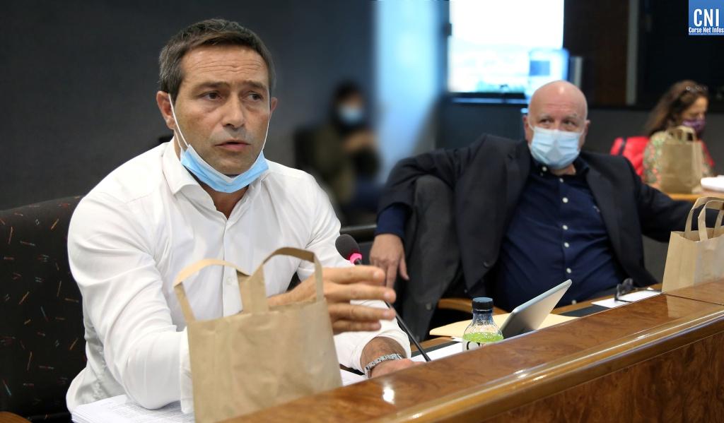Jean-François Casalta (Photo Michel Luccioni)