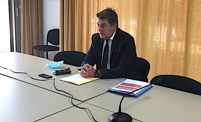 François Ravier, préfet de Haute-Corse, a pris deux arrêtés visant à sécuriser la construction et la vie du futur CET de Ghjuncaghju.