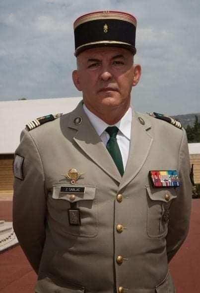 Lieutenant-Colonel Zatko Sabljic