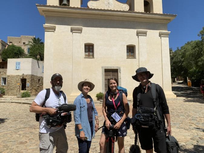 La Haute-Corse à l'honneur dans l'émission télévisée Échappées belles ce 3 octobre
