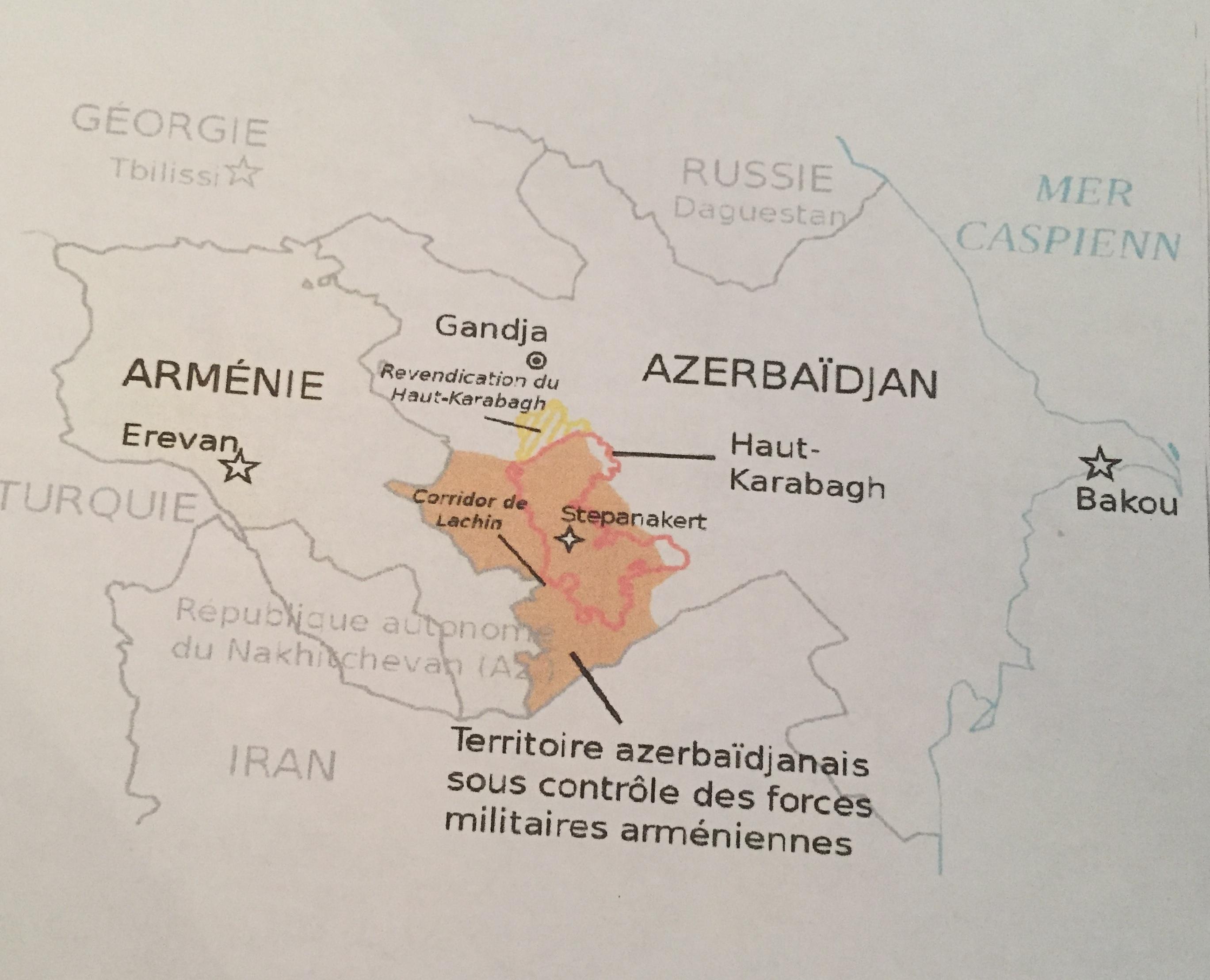 L'Arménie, théâtre d'une guerre qui a fait déjà de très nombreuses victimes