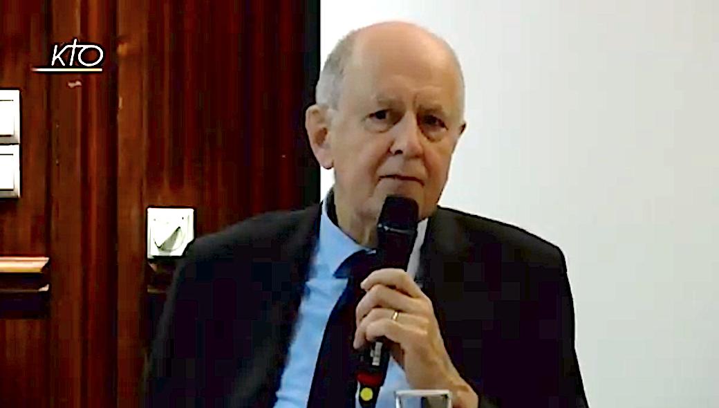 Jean-Marc Sauvé, président de la commission (Capture d'écran kTO)