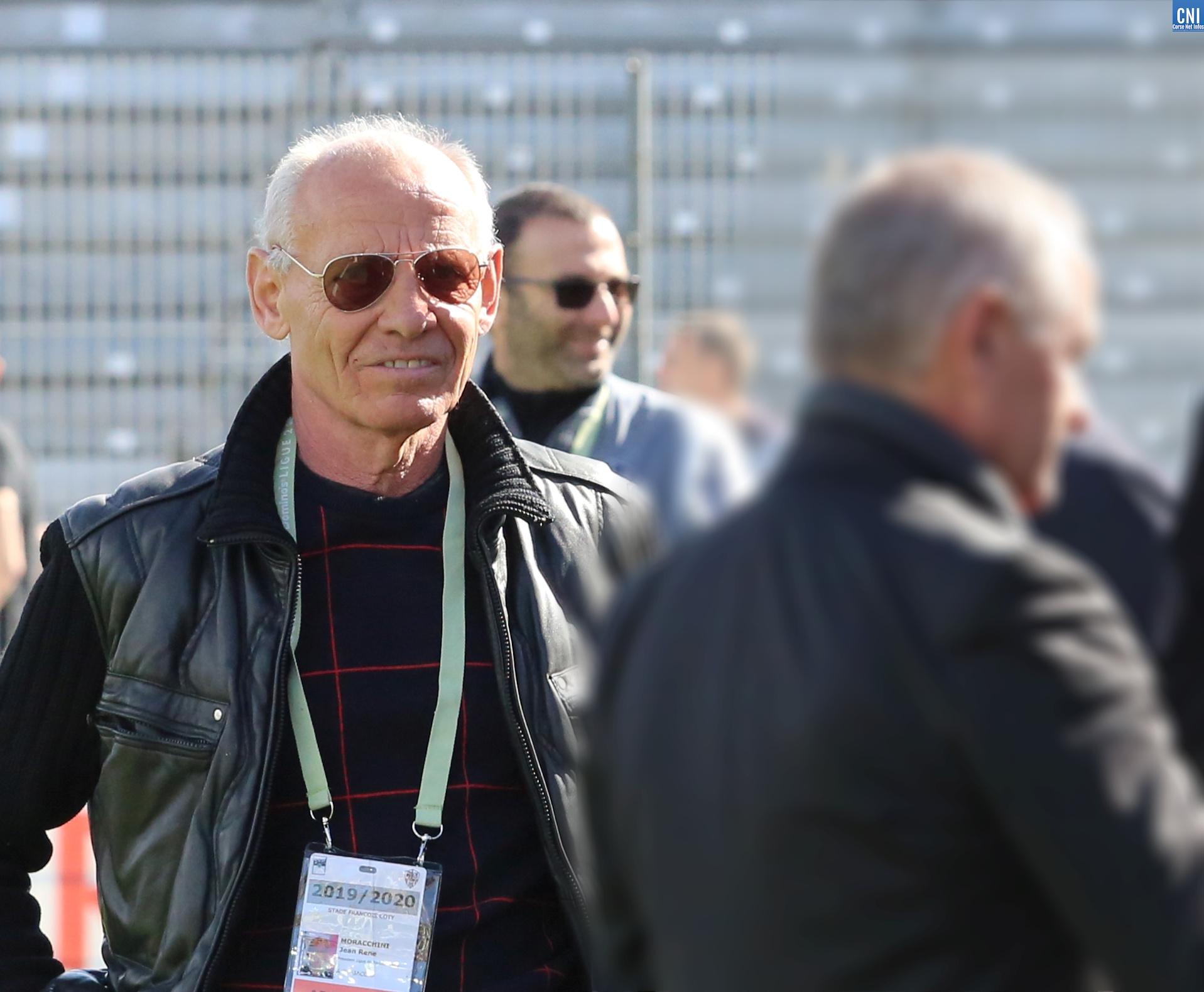 Jean-René Moracchini (Photo Michel Luccioni)