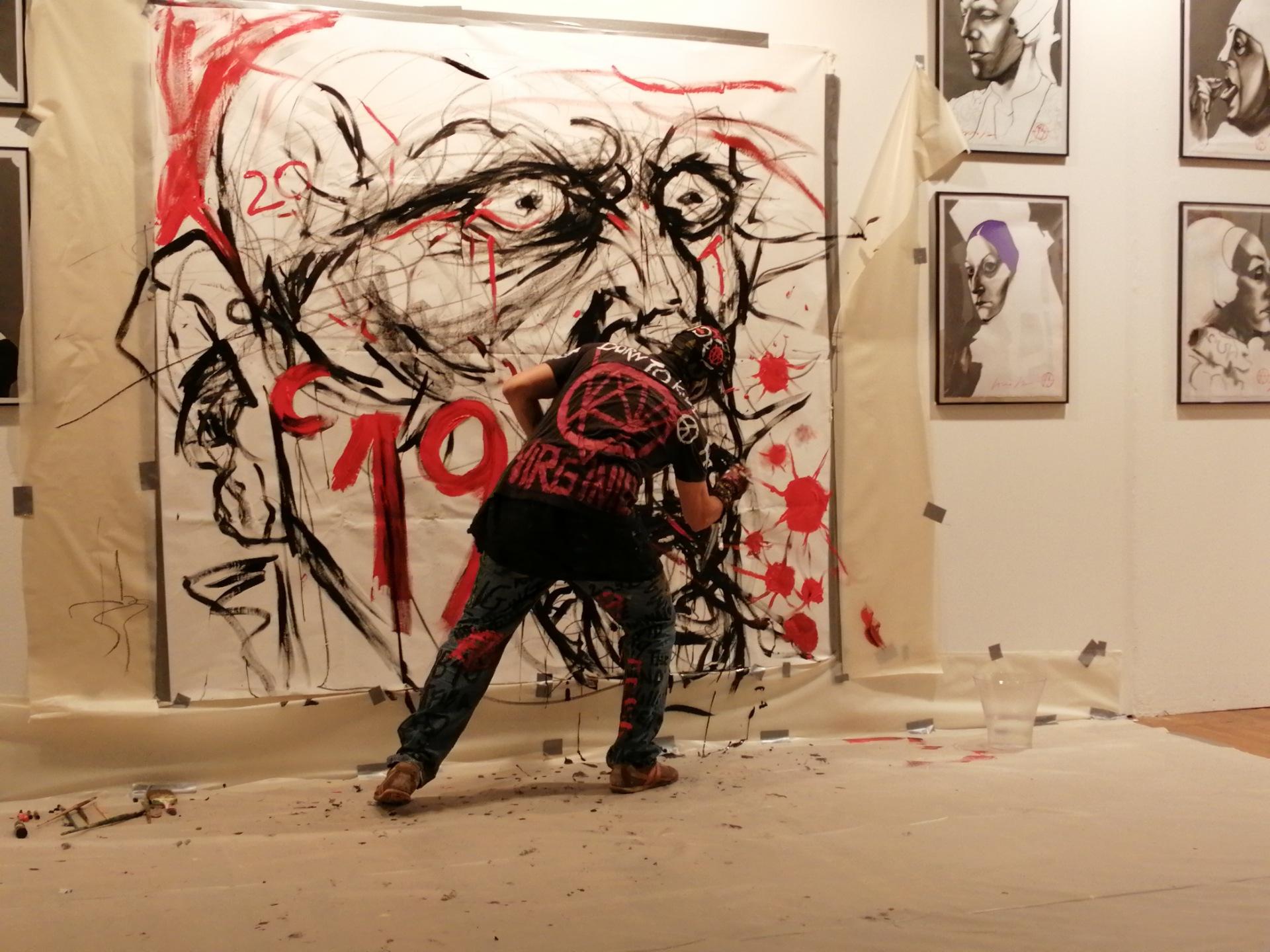 Festival Arte Mare : quand les monstres s'exposent sous la  griffe de Virginio Vona