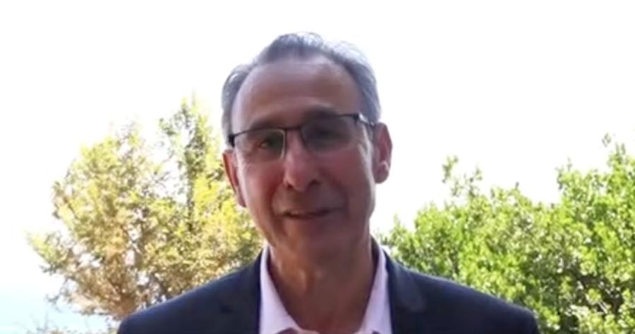 Ange-Pierre Vivoni, nouveau président de l'association des maires de Haute-Corse.
