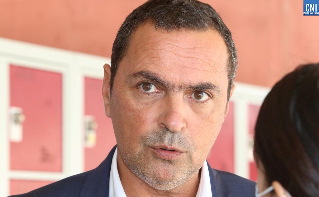 Charles Zuccarelli (Photo Michel Luccioni)