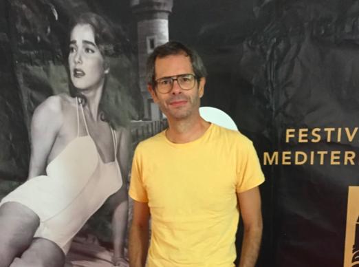 """Lisula CineMusica.  Frédéric Farucci : """"Le cinéma a toujours été une passion pour moi"""""""