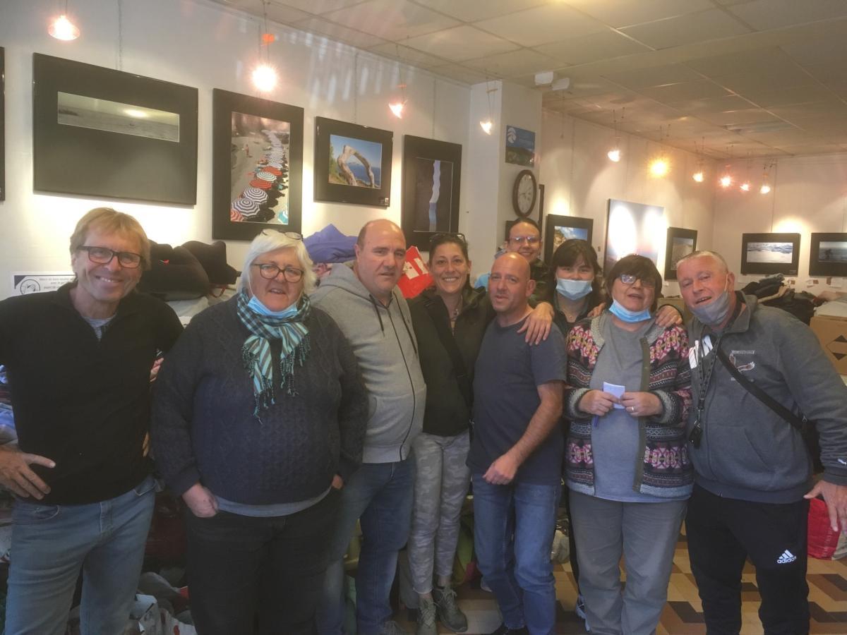 Tempête Alex : les dons récoltés en Balagne pour les sinistrés sont arrivés à Roquebillière