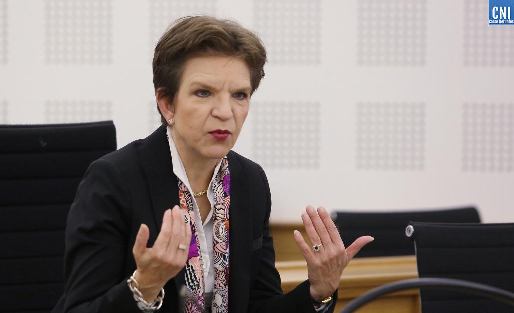 Carine Greff, Procureur de la République - Photo: Michel Lucioni