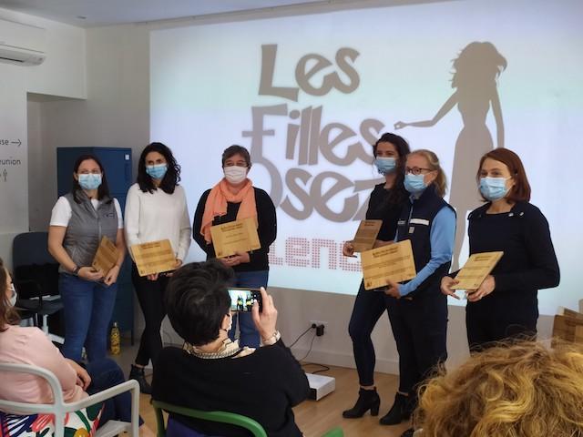 """""""Les filles, Osez les sciences !"""" - A Rinascita lance un projet pour mettre à l'honneur les femmes scientifiques"""
