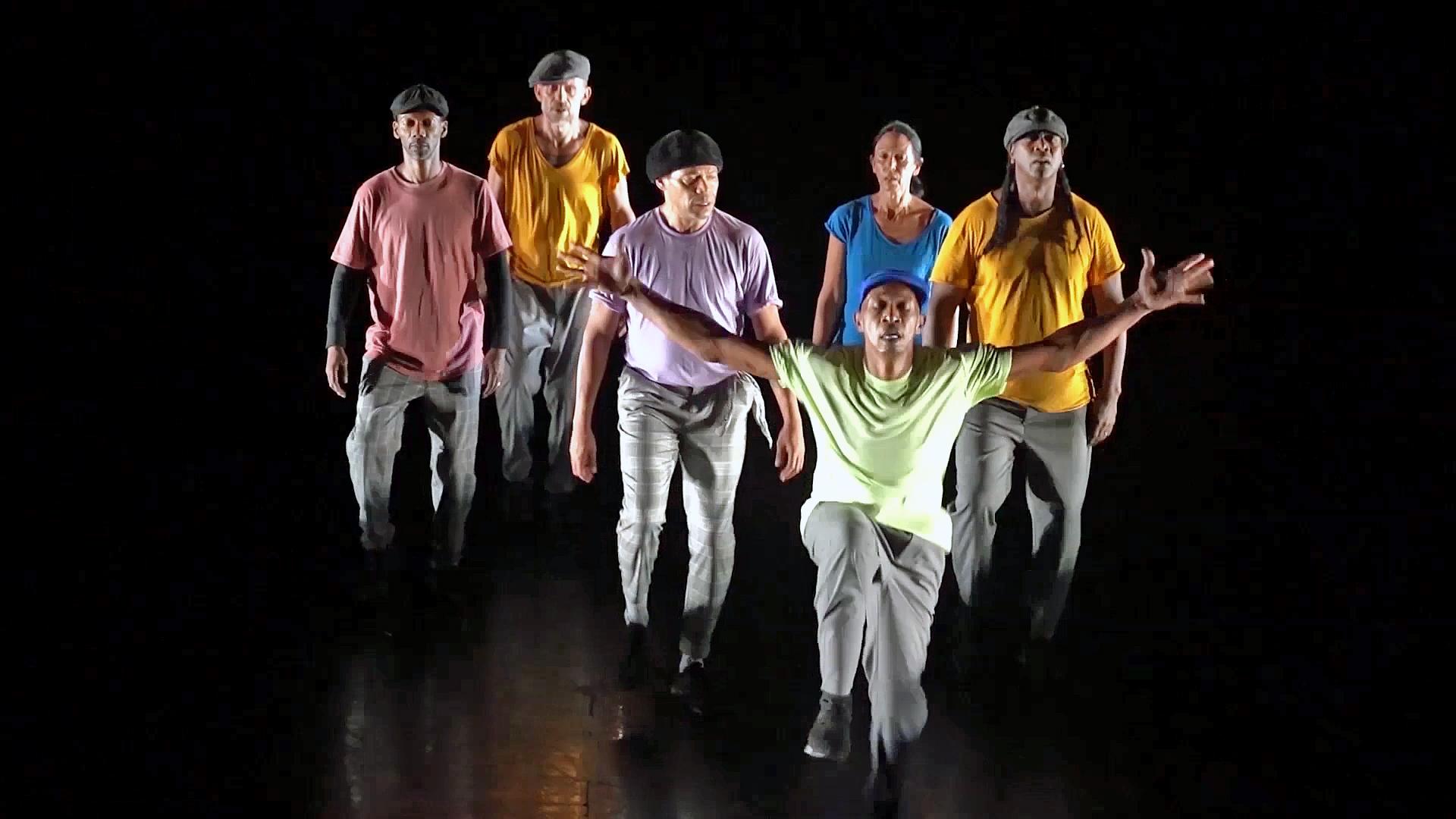 """Le collectif de danse hip-hop """"Jeu de Jambes"""" (crédit photo Pierre Battesti)"""