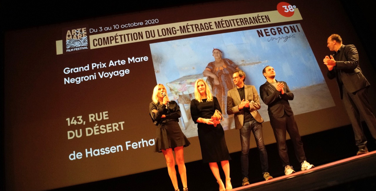Le Jury d'Arte Mare 2020