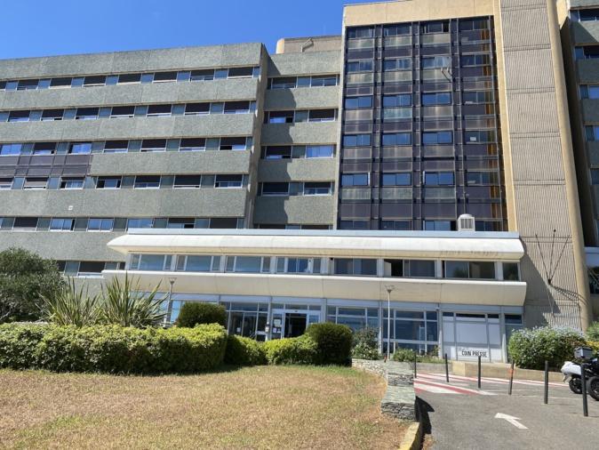 Un feu à l'hôpital de Bastia