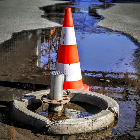 Ajaccio : rupture d'une canalisation d'eau au niveau de Campo dell'oro