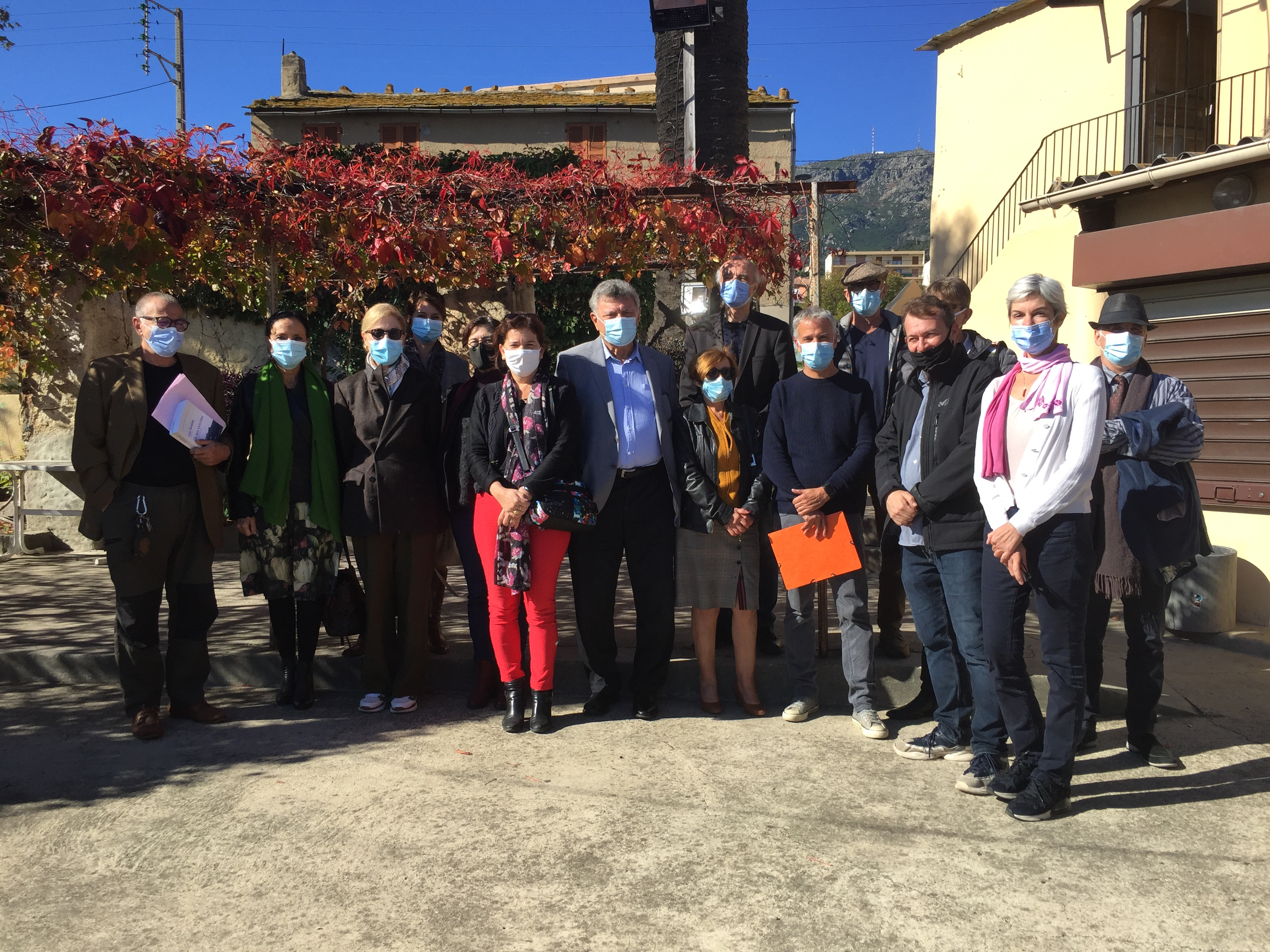 Nouvelle mobilisatiion ce mercredi à Bastia en soutien à Jean-Pierre Santini