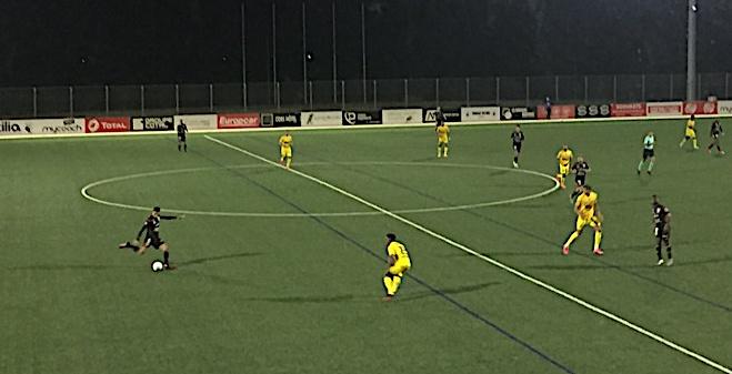 Premiere victoire à domicile pour le FCBB, vainqueur de Boulogne 2 -1