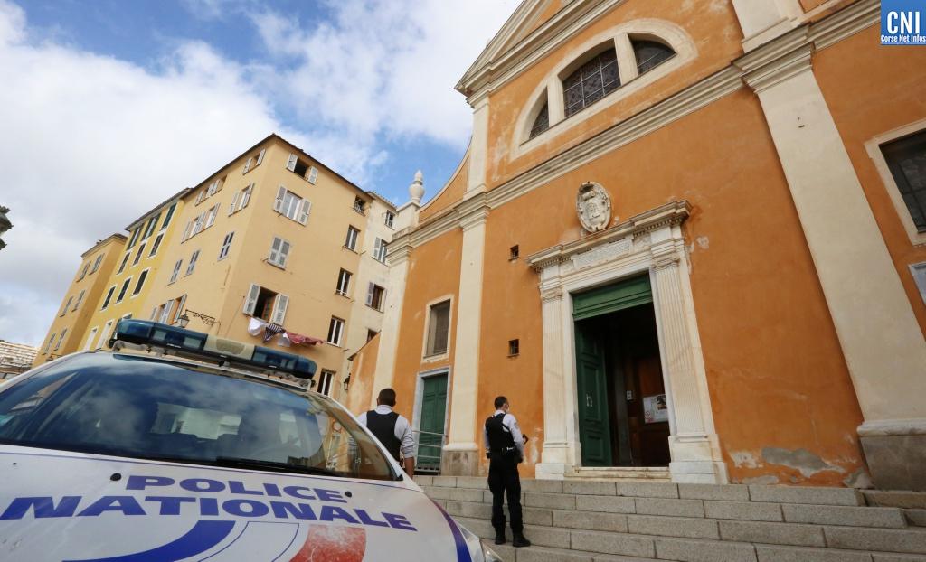 Attentat de Nice : surveillance accrue autour des lieux de culte et des cimetières de Corse