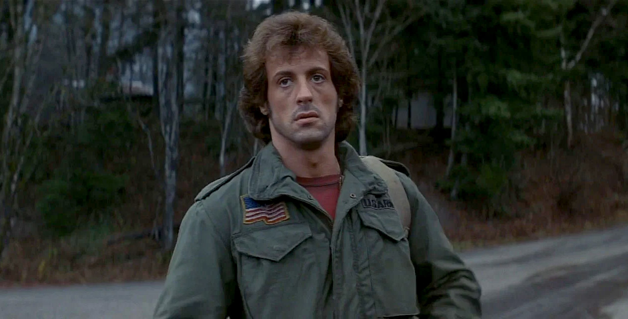 Confinement - Un jour, un film : « Rambo »
