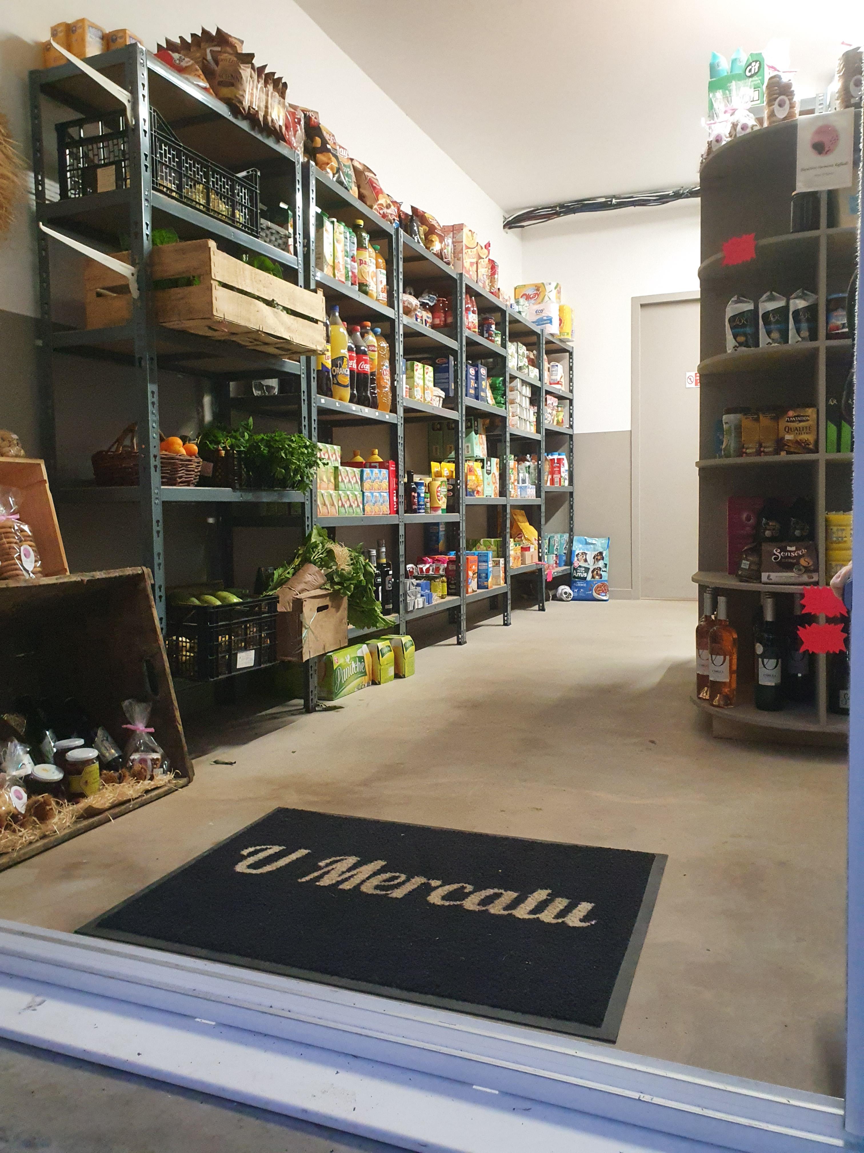 U mercatu d'ortiporiu est ouvert depuis le 13 juillet dernier