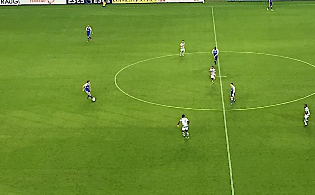 Vainqueur de Sète (1-0), le SCB poursuit sa marche en avant
