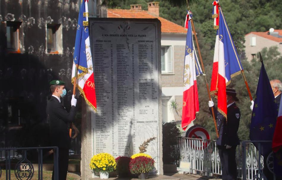 """11 novembre à Porto-Vecchio : il y a 102 ans l'armistice de la """"Der des Der"""""""