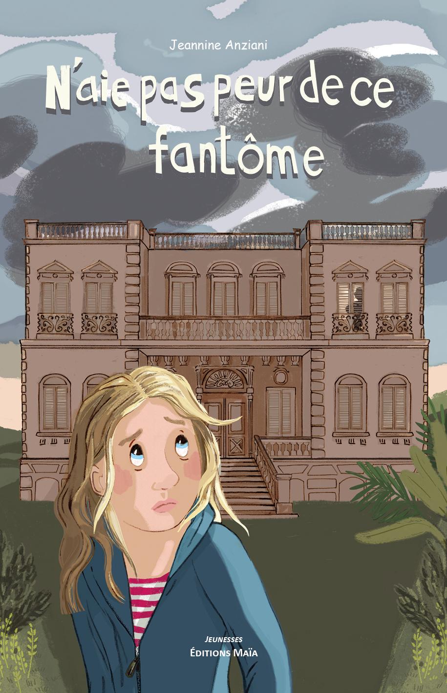 «N'aie pas peur de ce fantôme» : le roman jeunesse qui se déroule à Sartène
