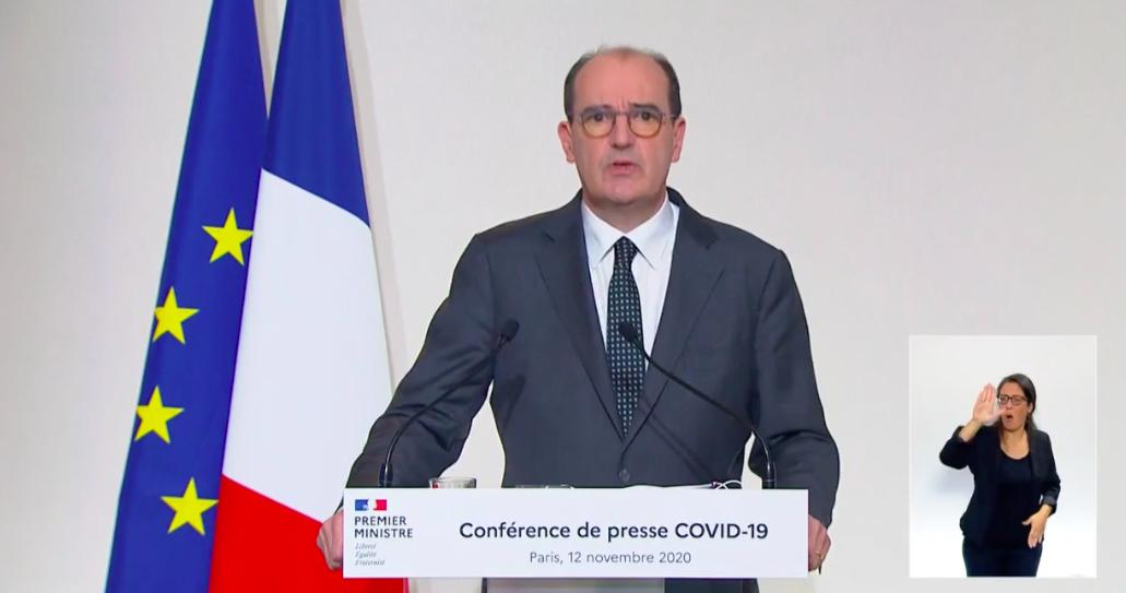 """Confinement - Jean Castex : """"Il serait irresponsable de baisser le dispositif maintenant"""""""