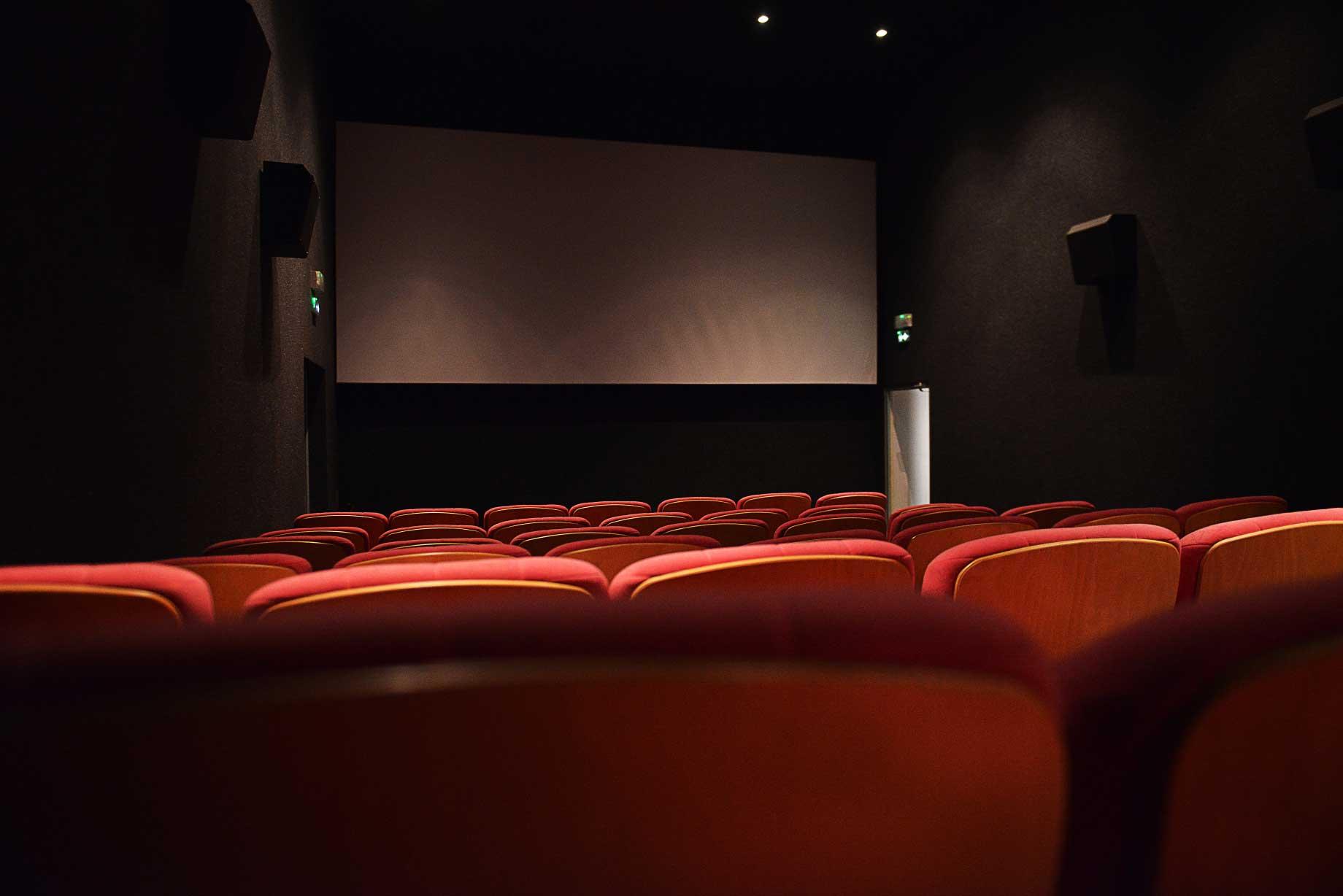 Vers la réouverture des cinémas de l'Île en décembre ? © M. Benedittini