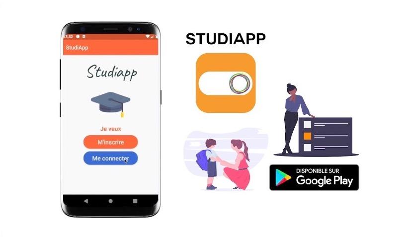Studyapp, l'application de contrôle parental pédagogique