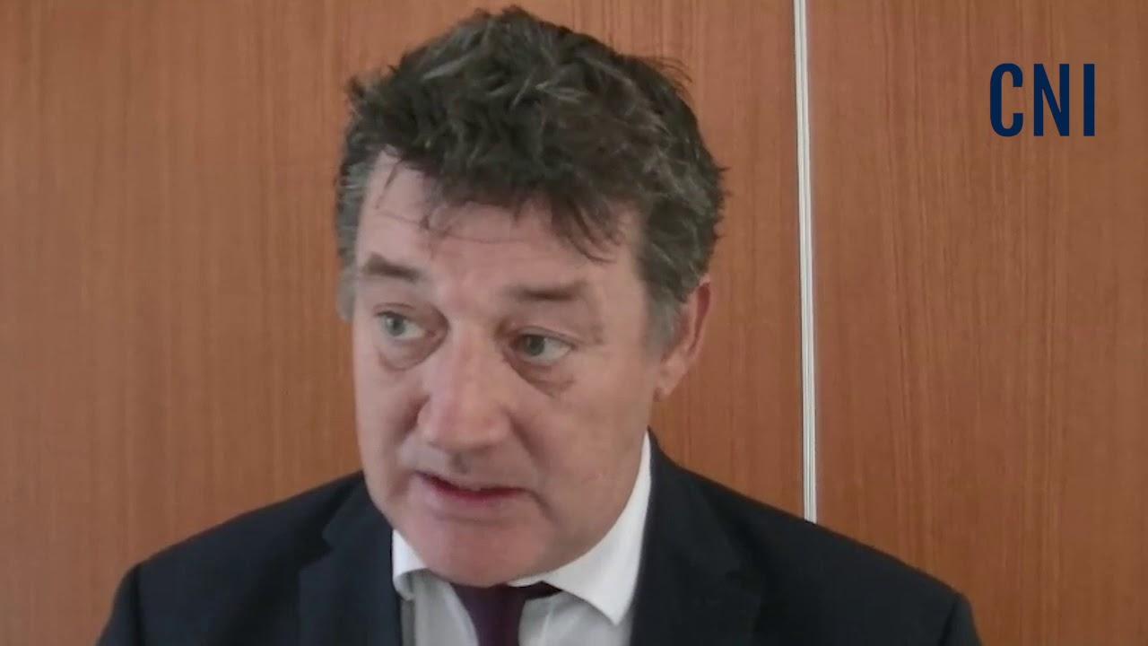 Le préfet de la Haute-Corse, François Ravier