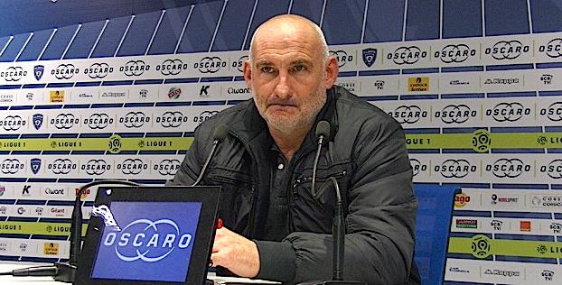 François Ciccolini démis de ses fonctions d'entraîneur de l'USM Alger (photo archives CNI)